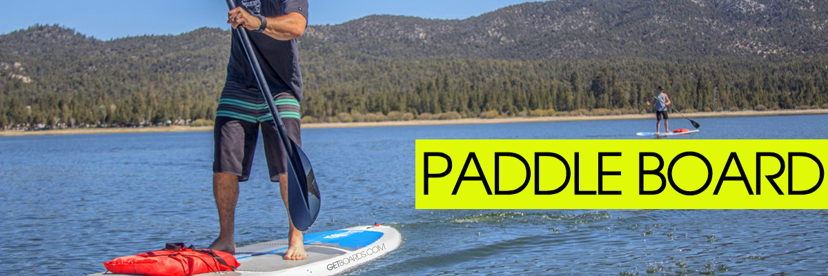 Paddle board Big Bear Lake