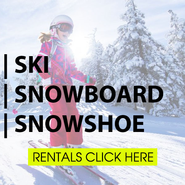 Ski Snowboard Snowshoe Rental Hire Big Bear